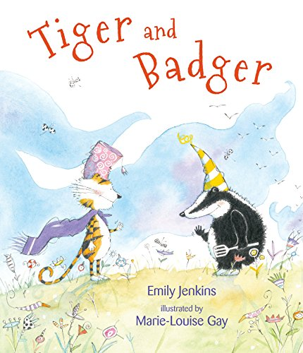 Tiger and Badger: Emily Jenkins