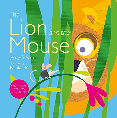 9780763666194: The Lion and the Mouse: Turn-and-Tell Tales