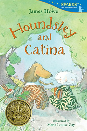 9780763666385: Houndsley and Catina: Candlewick Sparks