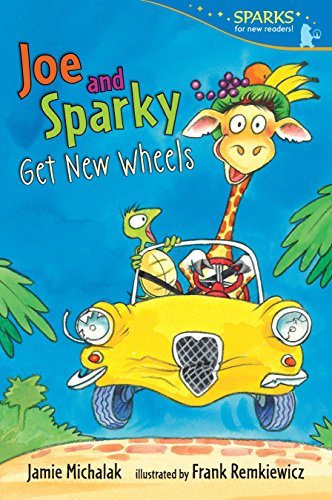 9780763666415: Joe and Sparky Get New Wheels: Candlewick Sparks