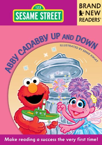 9780763666538: Abby Cadabby Up and Down (Brand New Readers)