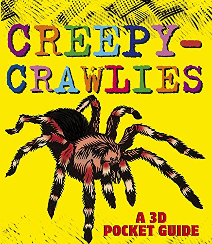 9780763666620: Creepy-Crawlies: A 3D Pocket Guide (Panorama Pops)