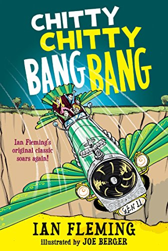 9780763666668: Chitty Chitty Bang Bang: The Magical Car