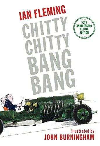 9780763666781: Chitty Chitty Bang Bang: The Magical Car