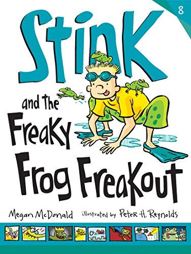 9780763666880: Stink and the Freaky Frog Freakout