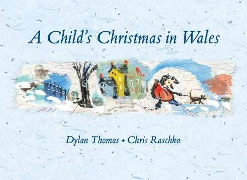 9780763666958: A Child's Christmas in Wales