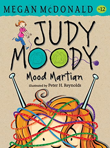 9780763666989: Judy Moody, Mood Martian