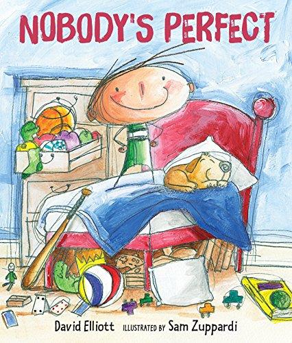 9780763666996: Nobody's Perfect
