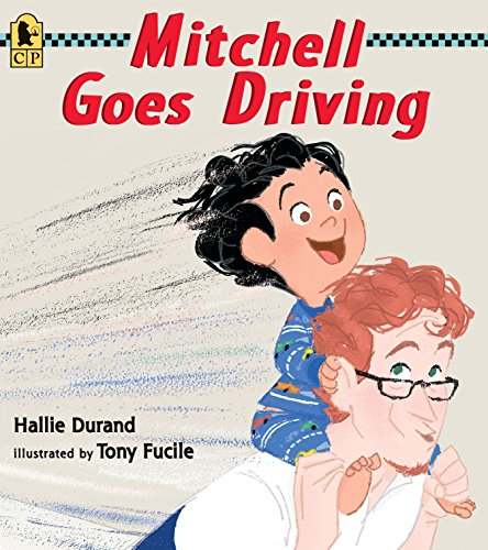 9780763667375: Mitchell Goes Driving