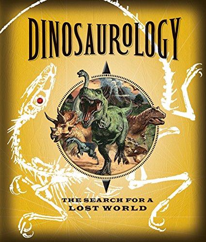 9780763667399: Dinosaurology (Ologies)