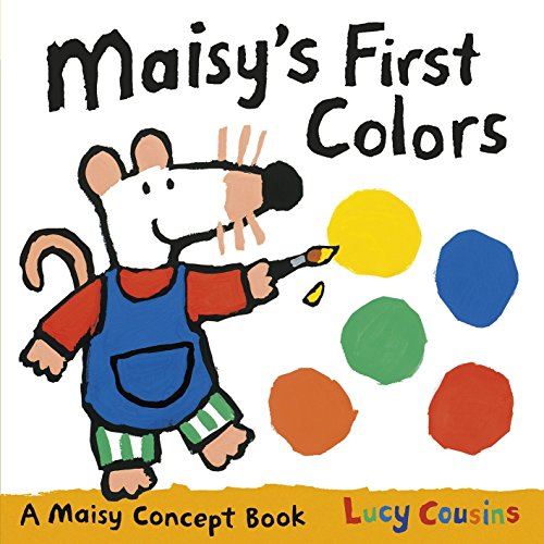 9780763668044: Maisy's First Colors: A Maisy Concept Book