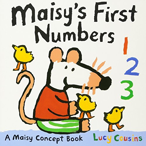 9780763668051: Maisy's First Numbers