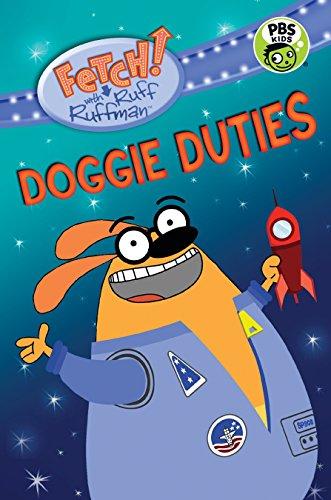 9780763668150: FETCH! with Ruff Ruffman: Doggie Duties