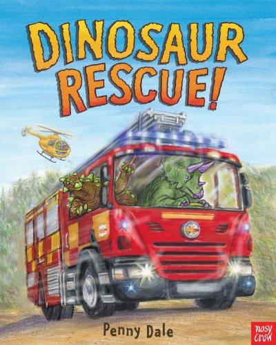 9780763668297: Dinosaur Rescue!