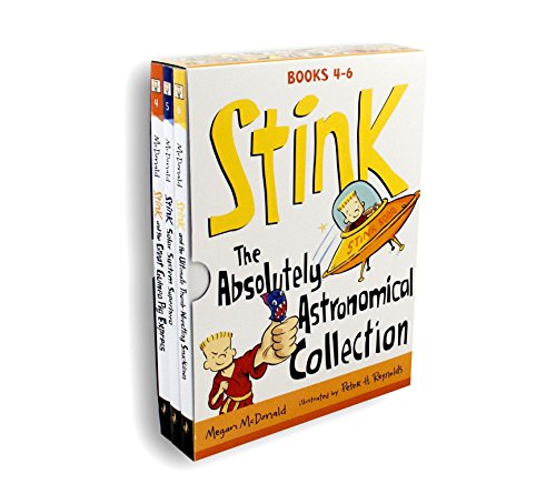 9780763668303: Stink: The Absolutely Astronomical Collection: Books 4-6