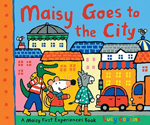 9780763668341: Maisy Goes to the City: A Maisy First Experiences Book