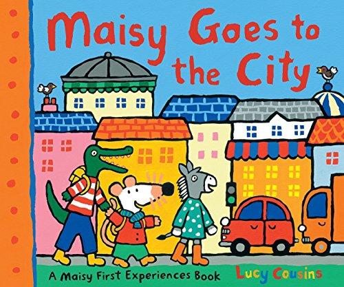 9780763668341: Maisy Goes to the City