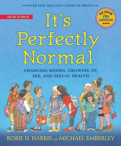 9780763668716: It's Perfectly Normal: Changing Bodies, Growing Up, Sex, and Sexual Health