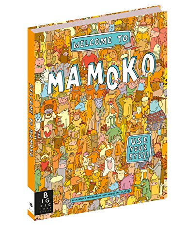9780763668914: Welcome to Mamoko