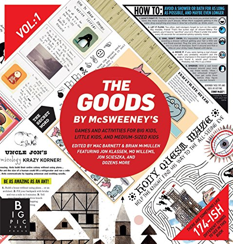 9780763668945: The Goods: Volume 1