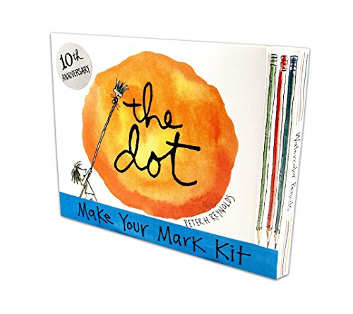 9780763669782: The Dot: Make Your Mark Kit
