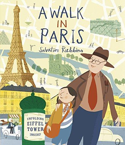 9780763669843: A Walk in Paris