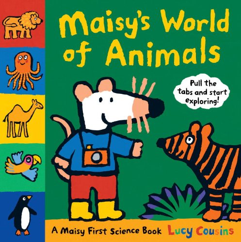 9780763669898: Maisy's World of Animals: A Maisy First Science Book