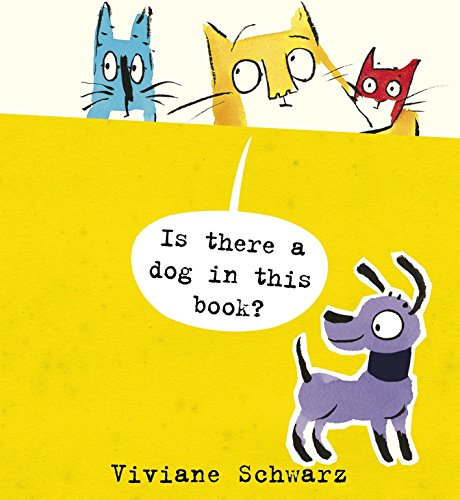 9780763669911: Is There a Dog in This Book?