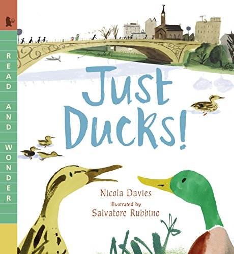 9780763670511: Just Ducks! (Read and Wonder (Paperback))