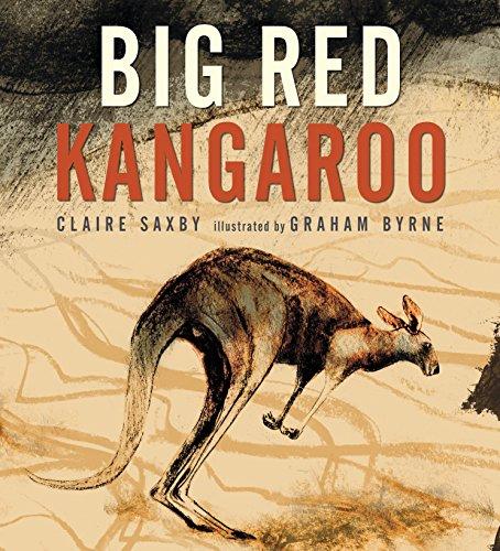 Big Red Kangaroo (Nature Storybooks)