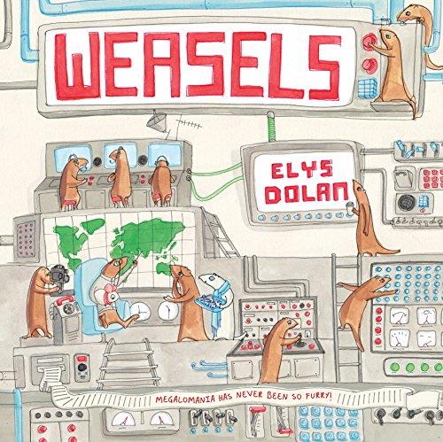 9780763671006: Weasels