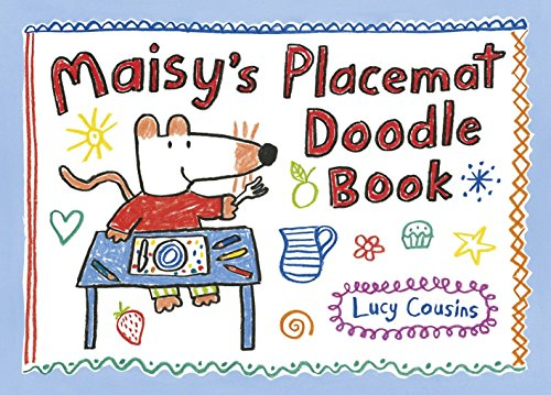 9780763671082: Maisy's Placemat Doodle Book
