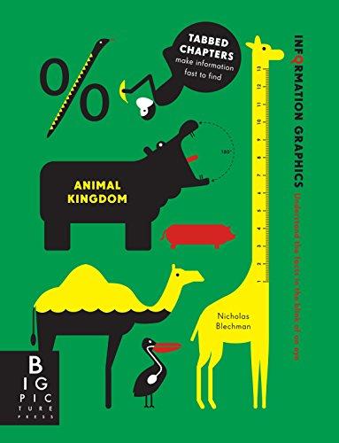 9780763671228: Information Graphics: Animal Kingdom