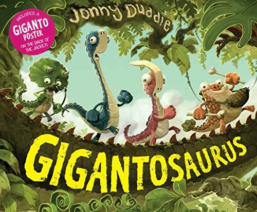 9780763671310: Gigantosaurus