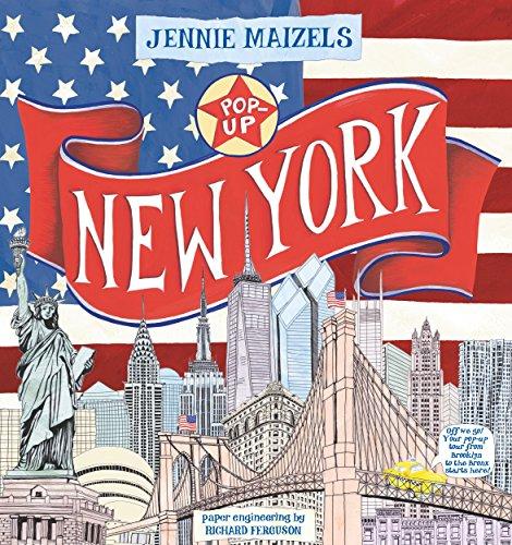 9780763671624: Pop-Up New York