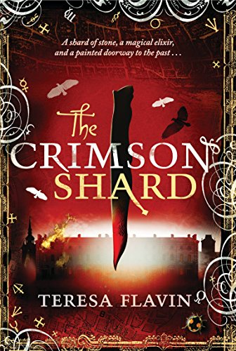 9780763671723: The Crimson Shard (Blackhope Enigma)
