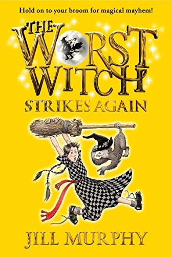 9780763672577: The Worst Witch Strikes Again
