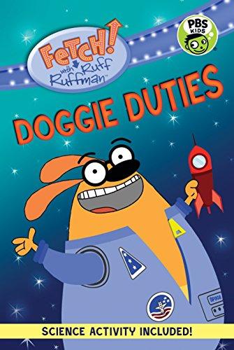 9780763672775: FETCH! with Ruff Ruffman: Doggie Duties