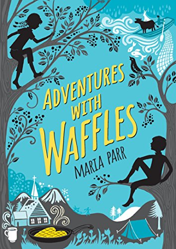 9780763672812: Adventures With Waffles