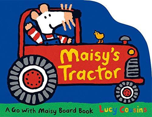 9780763673055: Maisy's Tractor