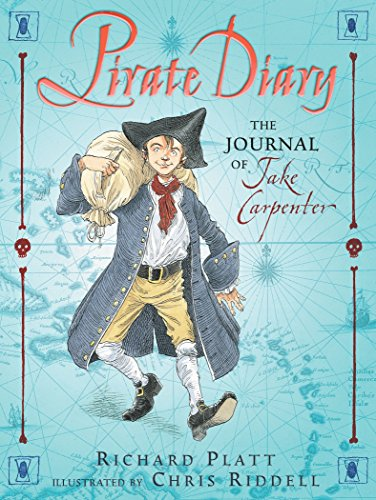 9780763673611: Pirate Diary: The Journal of Jake Carpenter, Cabin Boy