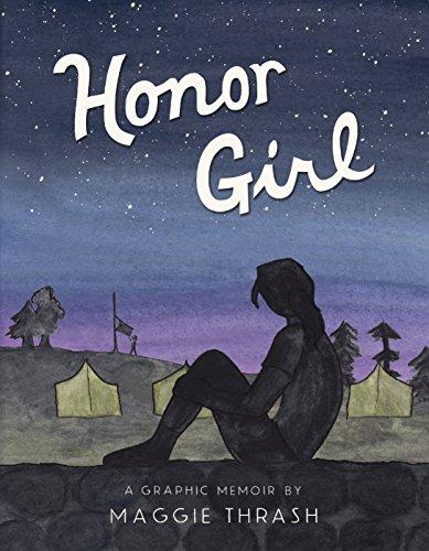 9780763673826: Honor Girl: A Graphic Memoir