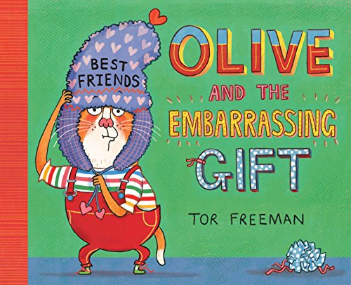 9780763674069: Olive and the Embarrassing Gift