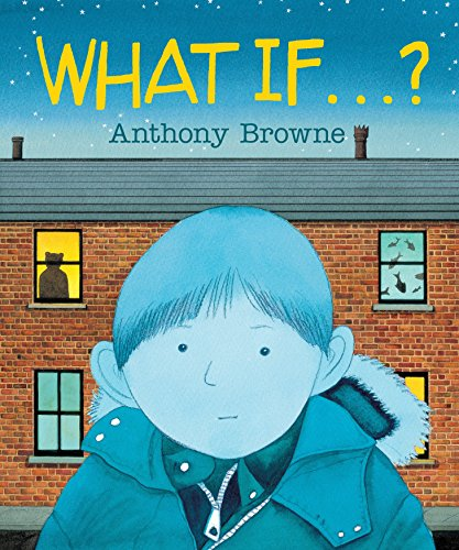 What If. ? 9780763674199 Young worriers will relate to — and be comforted by —this tale of a boy's anxiety as he heads to his first big party. What if Joe doesn'