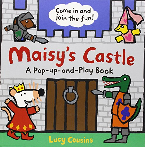 9780763674380: Maisy's Castle: A Maisy Pop-up and Play Book