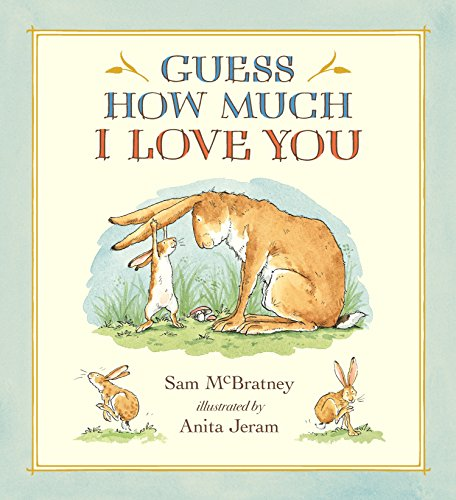 9780763674489: Guess How Much I Love You 20th Anniversary Edition