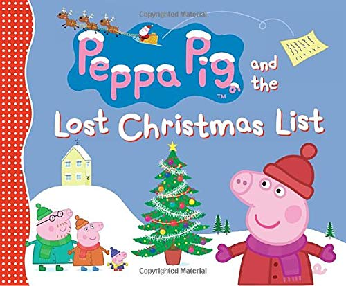 9780763674564: Peppa Pig and the Lost Christmas List