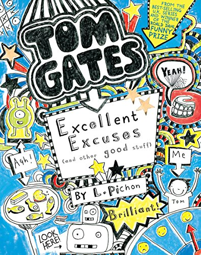 9780763674748: Tom Gates: Excellent Excuses (and Other Good Stuff)