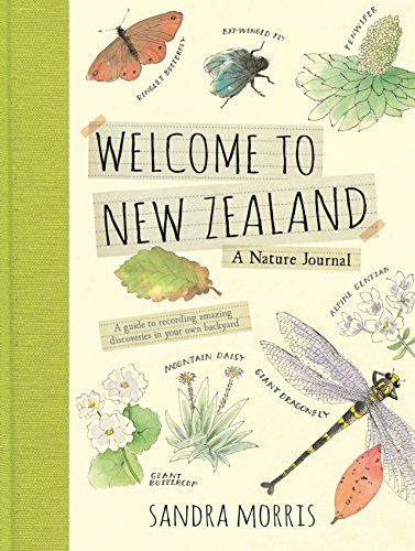 9780763674779: Welcome to New Zealand: A Nature Journal