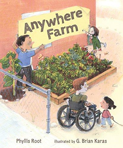 9780763674991: Anywhere Farm